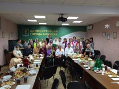 Татарский праздник гусиного пера отметили в Ангарске