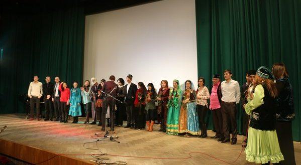 Вечер тюркской культуры в Праге
