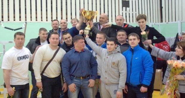 Команда Адиля Бакеева выиграла турнир «Наследие Добрыни»