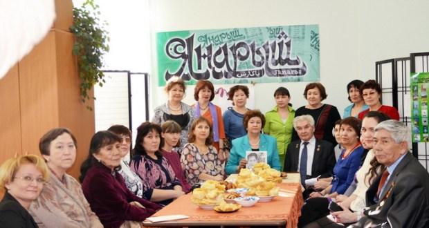 Татар мәдәниятын саклау юлында