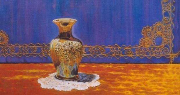 Выставка Нафисы Гильмановой