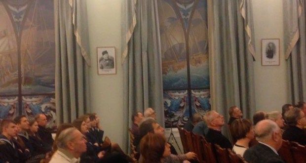 In St. Petersburg the 110th anniversary of the legendary submariner-Tatar Ismail Zaydullin celebrated