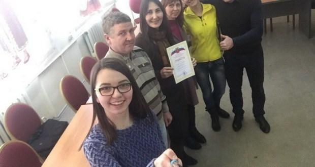 День родного языка в Волгограде