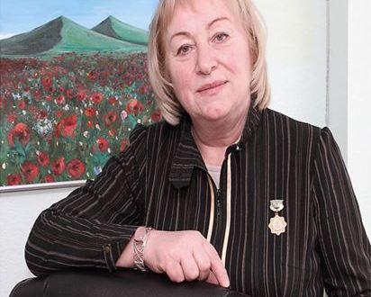 Марьям Малышева, дочь татарского народа