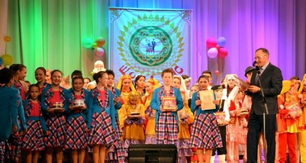 Фестиваль-конкурс «Шома бас» в Марий Эл