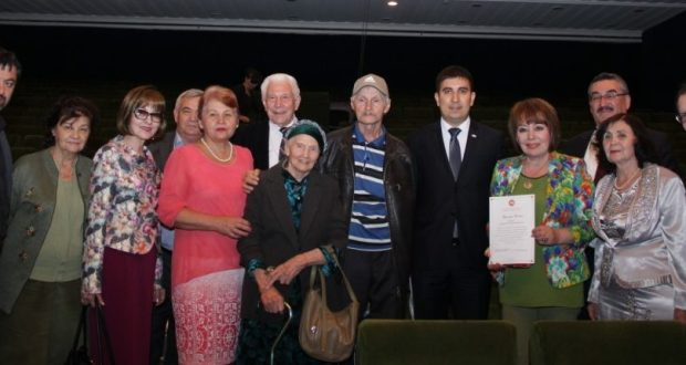 Gala evening dedicated to the Day of Tatarstan in Uzbekistan