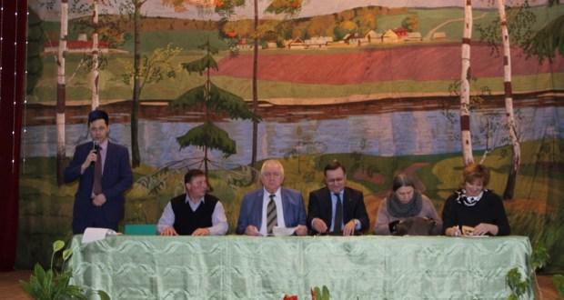 I областной Сход глав МСУ и сельских  предпринимателей Нижегородской области