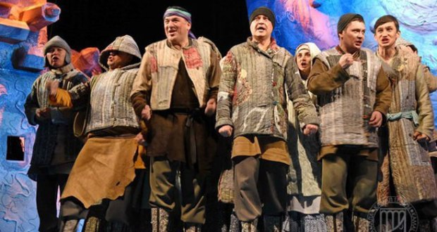In Samara, the tour of the Kamal Theater  opened