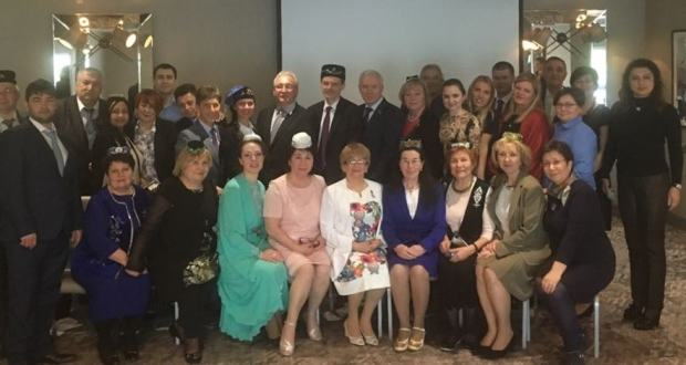The Alliance of the Tatars of Europe adopted new members