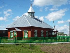 мечеть с. Отношка