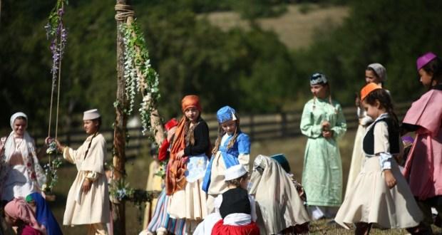 """In Crimea the first film-fairy tale on the Crimean Tatar legend """"Hıdır-dede"""" made"""