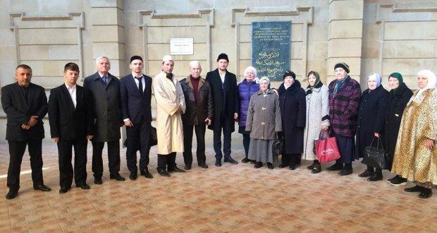 Tatars of Azerbaijan met with representatives of Russian Muslim Religious  Board in Baku