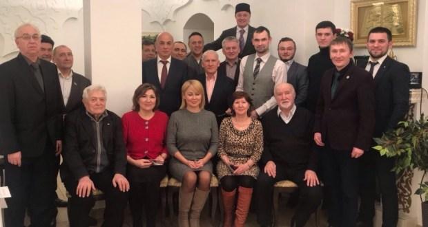 Новогодние хлопоты татарской автономии Москвы