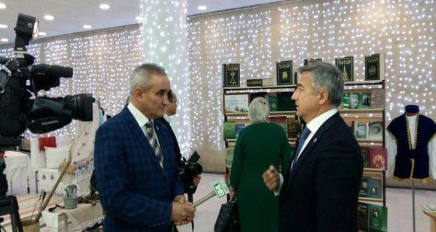 Васил Шәйхразиев: Ульяновск татар автономиясе башка өлкәләргә үрнәк