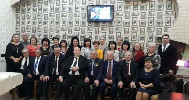 The celebration of the coming New Year at the Tatar cultural centers of Uzbekistan was held in Tashkent