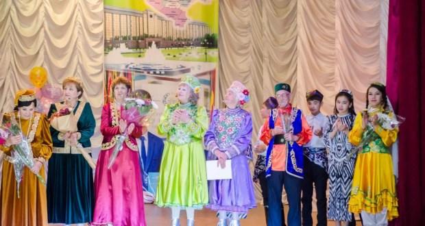 Исполнился 1 год татарскому народному фольклорному ансамблю   «Яшь кунель» из Ферганы