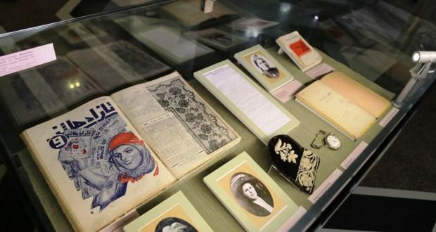 В Казани работает выставка «Таң атканда»