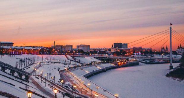 Tyumen – the Siberian bridge of Eurasia