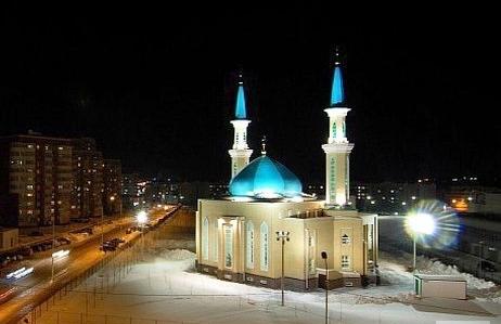 В мечети «Гаилэ» начинает свою работу зимний детский лагерь