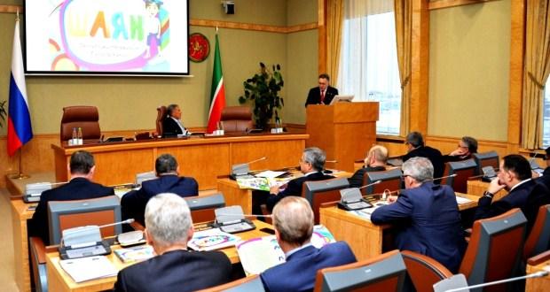 Рустаму Минниханову представили проект детского образовательного канала на татарском языке