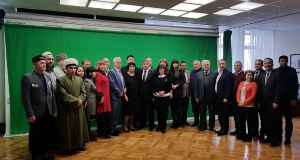 Фоторепортаж: Василь Шайхразиев с рабочим визитом в городе Новосибирск