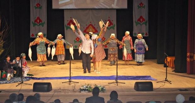 Төмән районында Татар мәдәният көннәре бара