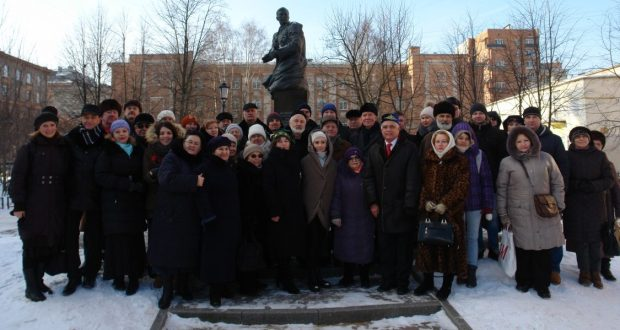 In St. Petersburg, the 112th anniversary of the poet-warrior Musa Jalil  celebrated.
