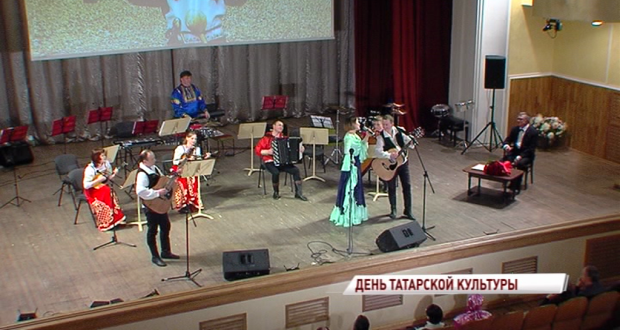 In Yaroslavl for the first time the day of the Tatar culture celebrated