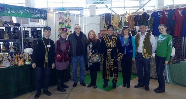 Masters from Tatarstan took part in the celebration of Navruz-2018 at VDNKh
