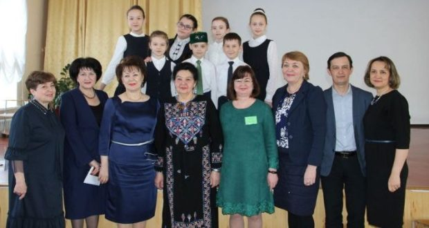 """In Zelenodolsk a conference """"Tatars, who glorified their people"""" held"""