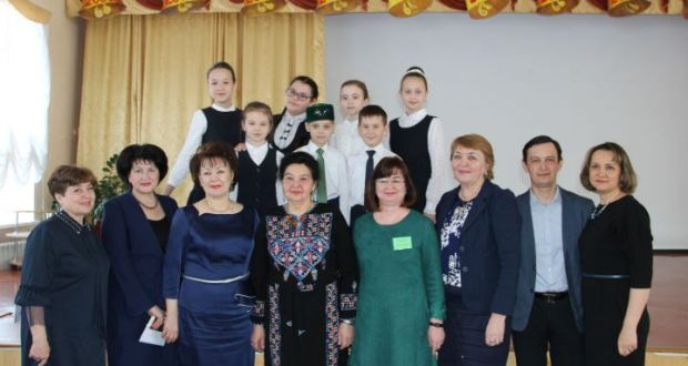 "In Zelenodolsk  a conference ""Tatars, who glorified their people"" held"