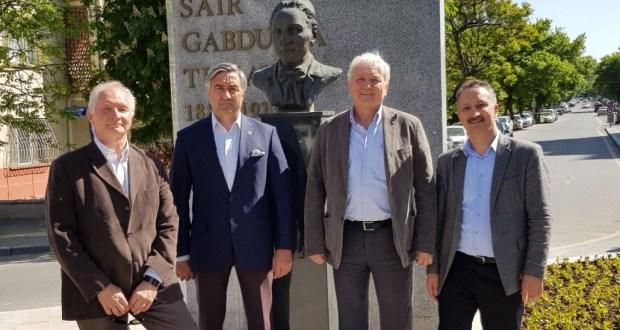 Встречи в культурном обществе татар «Казан» в Анкаре