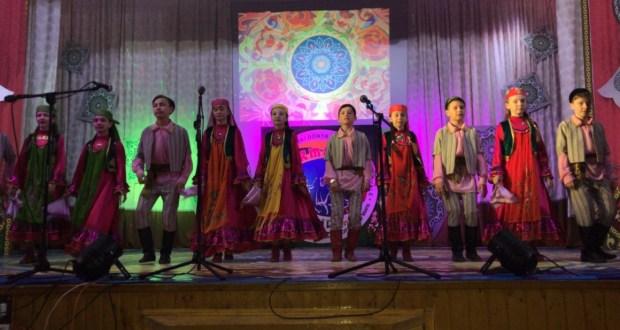 Завершился VI Международный фестиваль традиционной культуры тюркского мира «Урмай — Залида»