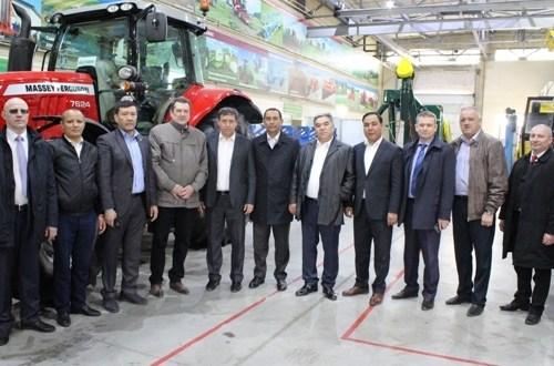 Делегация вузов Узбекистана побывала с визитом в Татарстане