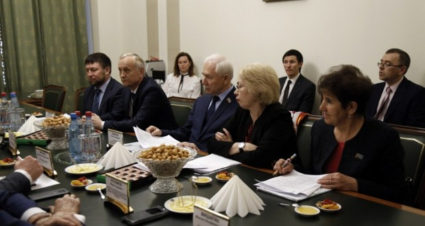 Alexei Kokorin: All-Russian village  Sabantuy is a new stage in the development of cooperation between Trans-Ural and Tatarstan