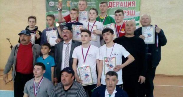 В Кировской области состоялось  межрегиональное  первенство по   КОРЭШ