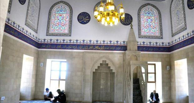 В Кыргызстане при содействии Турции построена мечеть
