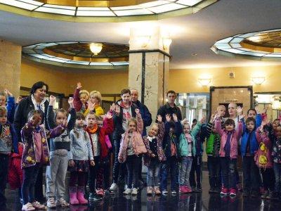 Уфа «Нур» татар дәүләт театрында халыкара балаларны яклау көненә багышланган күркәм чара узды