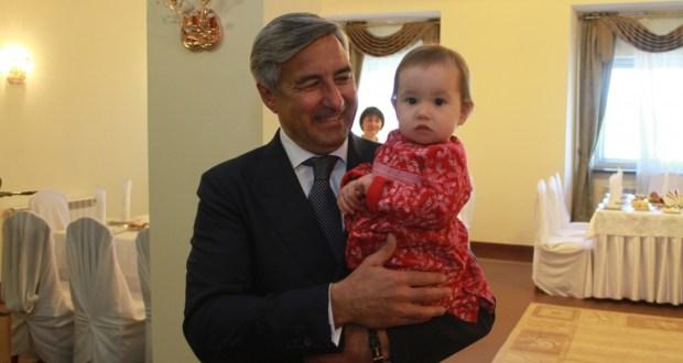 ФОТОРЕПОРТАЖ: Встреча с татарами из Австралии