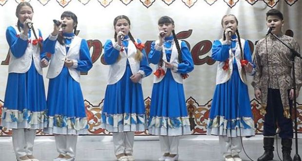 Тобольскшәһәрендә яңа татар ансамбле эшли башлады