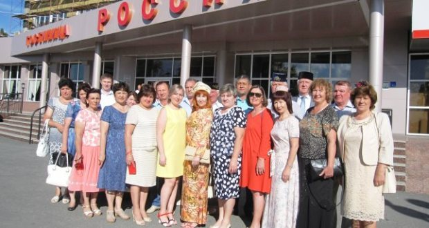 «Россия» приняла всех татар