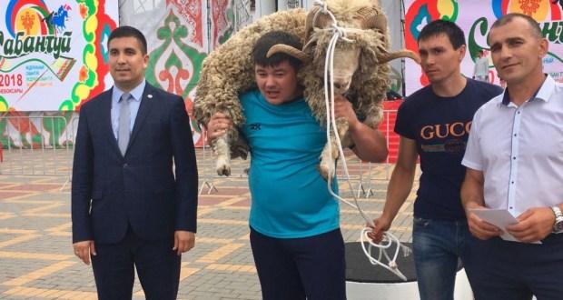 Данис Шакиров: Федераль Сабан туенда быел 41 төбәктән делегатлар катнашты