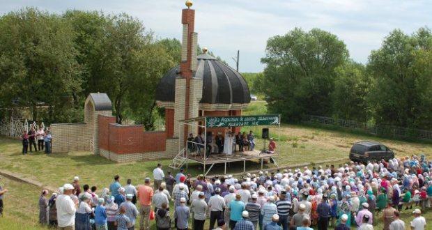 Мусульмане Нижегородской области почтили память расстрелянных в 1919 году