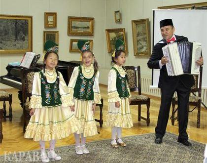 Татарстан намерен подарить новое здание Татарской школе искусств в Семее