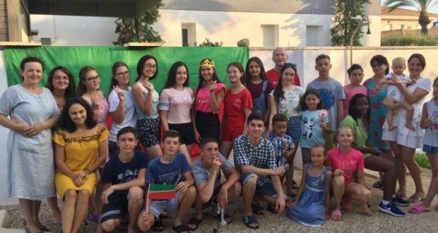 Испаниядә татар лагере эшли