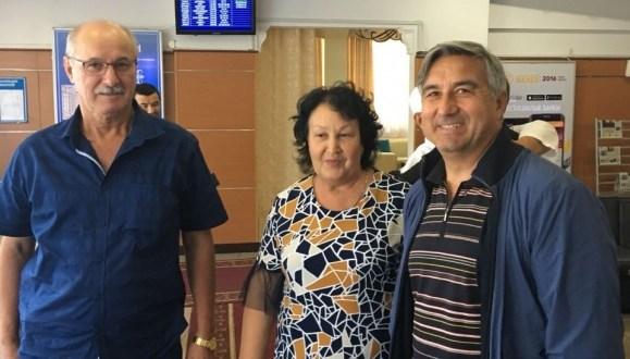 Василь Шайхразиев встретится с татарами в Кыргызской Республике