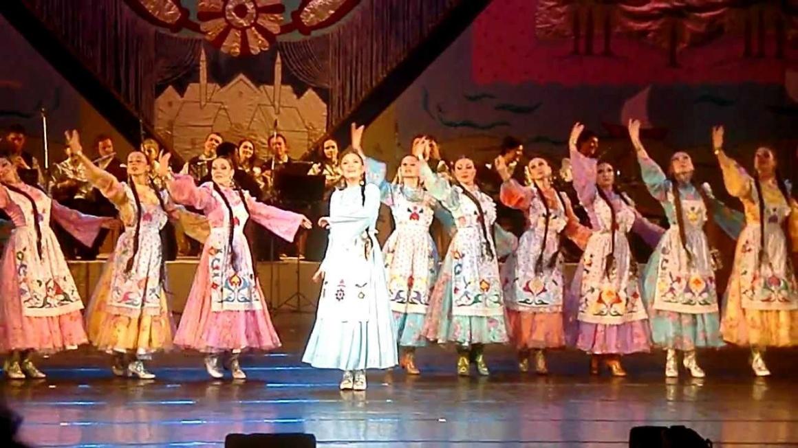 ансамбль республики татарстан