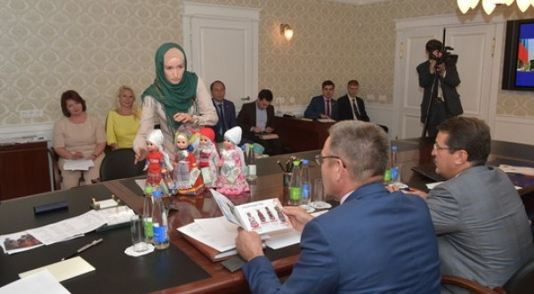 In Tatarstan, production of dolls that speak Tatar will be launched