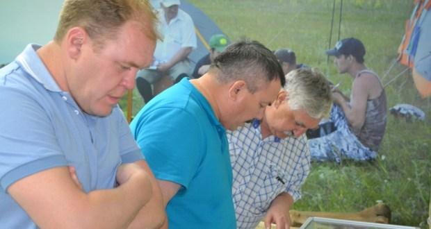 Представители Всемирного конгресса татар познакомились с Муслюмовским краеведческим музеем