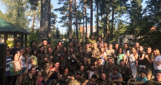 «Пейнтбол татарча»: татары Москвы собрались на культурно-спортивное мероприятие